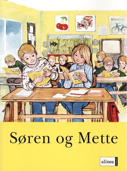 Søren & Mette-bøger søges!