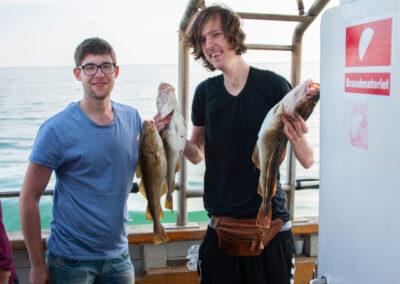 BLFA Fisketur med fiskeriminister Eva Kjer Hansen